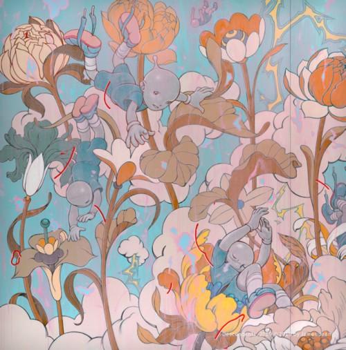 James Jean Art 1517272 Hd Wallpaper Backgrounds Download