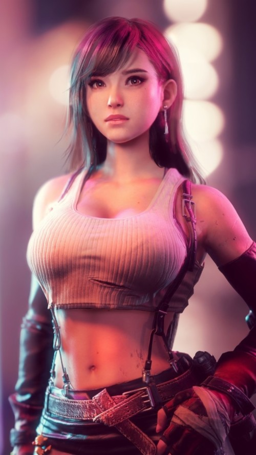 Tifa Lockhart 1520961 Hd Wallpaper Backgrounds Download