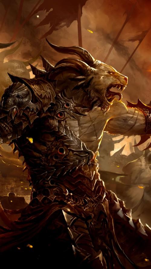 Guild Wars 2 Revenant Wallpaper By Iluminar Pc Game