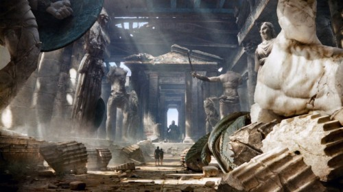 Greek Mythology Wallpapers 57 Images Wrath Of The Titans