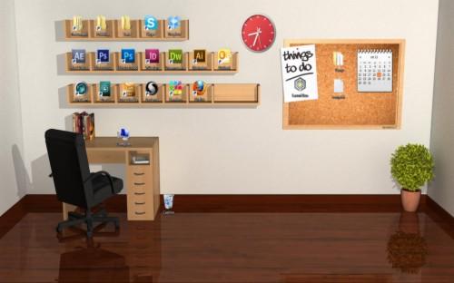 Office My Co Workers Desktop 1557954 Hd Wallpaper