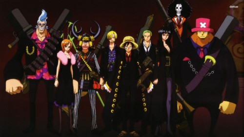 Wallpapers De One Piece Straw Hat Crew Strong World
