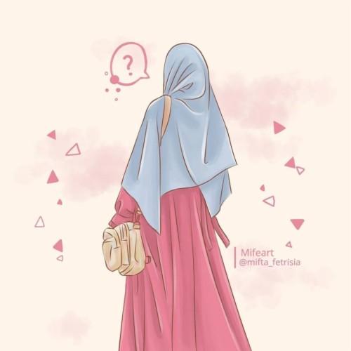 Islamic Quotes Wallpaper Hijabi Girl Girl Hijab Gambar