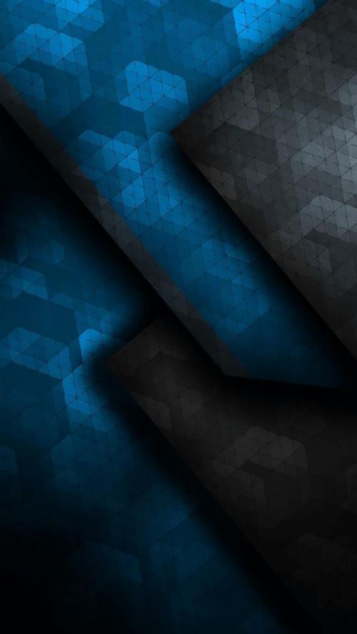 Blue Cool Black Full Hd Wallpaper Beautiful Melhor