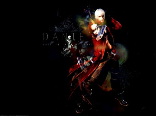 Nero And Dante Desktop Wallpaper Ps3 Games Wallpapers