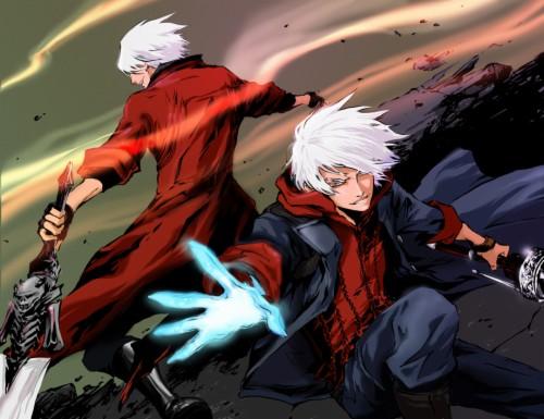 Wallpapers For Devil May Cry 4 Dante Devil Trigger Devil