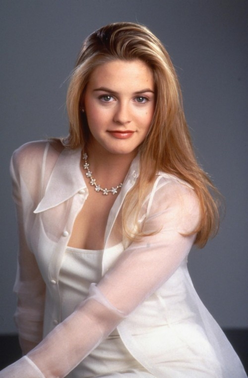 Clueless Wallpaper For Iphone Alicia Silverstone Young