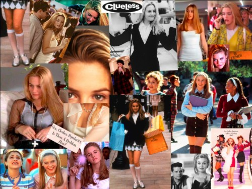 Clueless Fashion Collage 90s Style Photo Collage 1650232 Hd Wallpaper Backgrounds Download