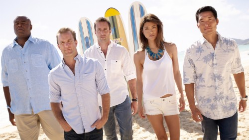 Hawaii Five 0 Wallpaper Hawaii Five 0 Team 1662700 Hd