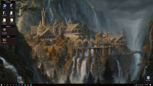 Lotr Rivendell Live Wallpaper Lord Of The Rings Wallpaper