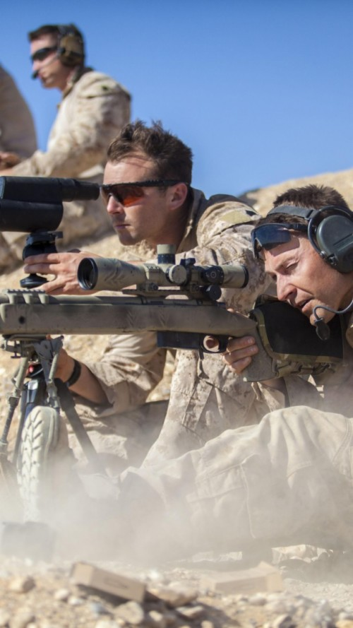American Camouflage Hd Wallpaper Us Army Sniper In