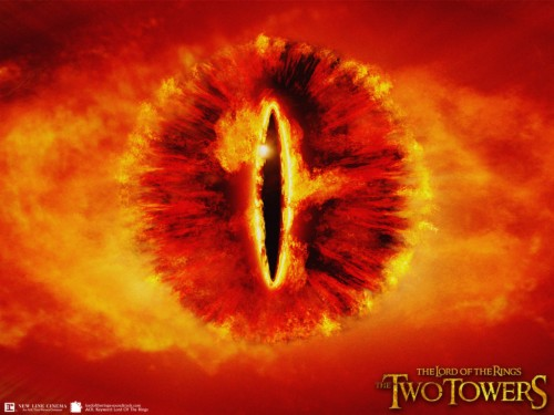 Lord Of The Rings Wallpaper Eye Of Sauron 4k 1679133