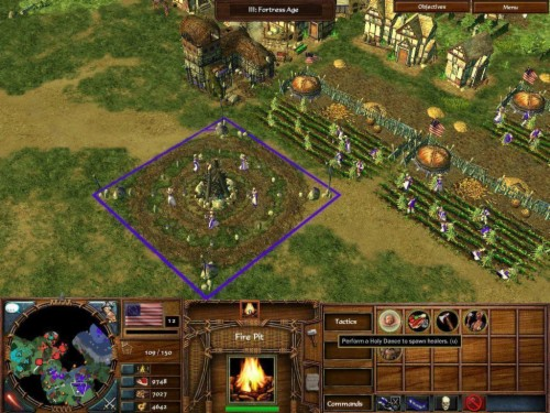 Age Of Empires Iii Wallpapers Age Of Empires 3 War Chief 1682943 Hd Wallpaper Backgrounds Download