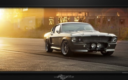 1967 Shelby Gt500 Eleanor Wallpaper 69 Images Photo Ford