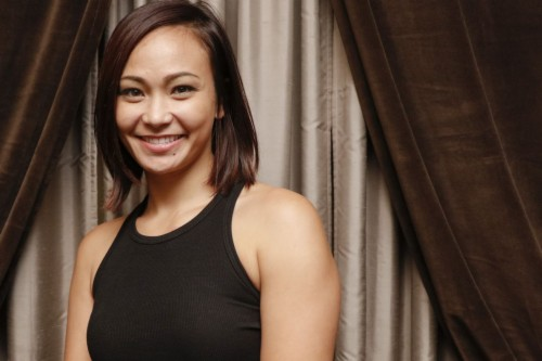 Michelle Waterson Believes Paige Vanzant Is 'very Green' - Michelle Waterson  (#1698495) - HD Wallpaper & Backgrounds Download