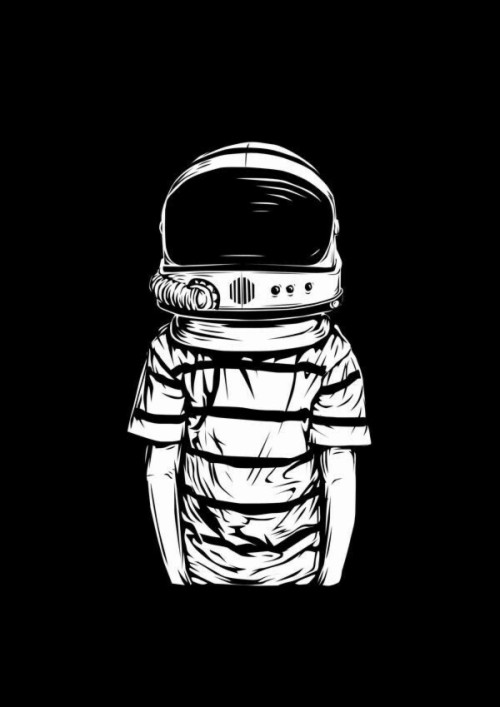 Astronaut Drawing Astronaut Tattoo Cool Art Astronaut Cool