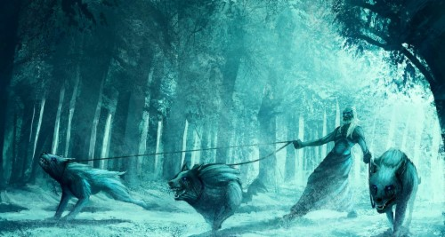 White Walker Wallpaper White Walkers Vs Dragons 1709266