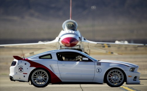 Mustang Wallpaper For Android Air Force Thunderbirds Car