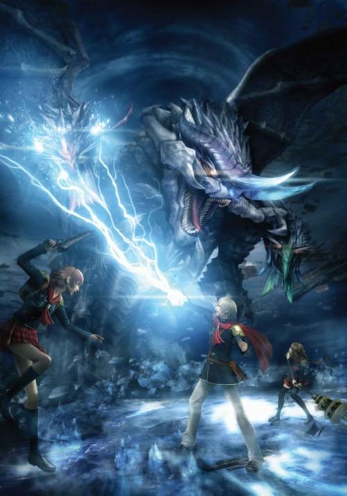 Final Fantasy Type 0 Hd Final Fantasy Type 0 City