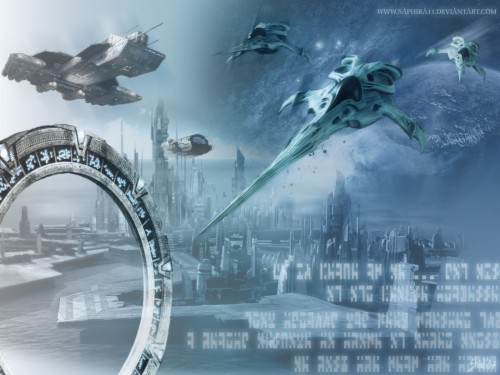 Stargate Atlantis 1767978 Hd Wallpaper Backgrounds