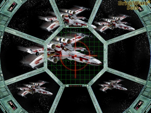 Photo Wallpaper Fighter Star Wars Fighters X Wing T 70 X