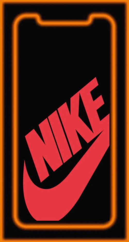 Lograr Cría profundo  Wallpaper Iphone X Nike Red - Sfondi Iphone X Nike (#1831861) - HD Wallpaper  & Backgrounds Download