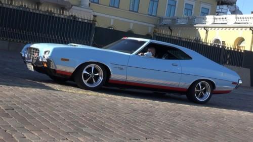 Ford Gran Torino Wallpaper Hd Gran Torino 72 En Venta