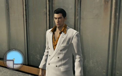 Wallpaper For Yakuza 0 A Game That Doesn T Anti Alias Gentleman 1843648 Hd Wallpaper Backgrounds Download