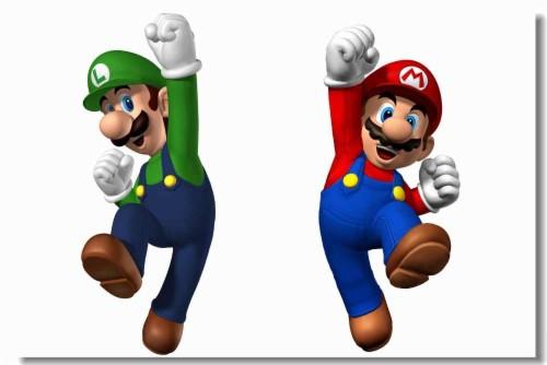 Luigi Hd Wallpaper Super Mario 4k Wallpapers Luigi