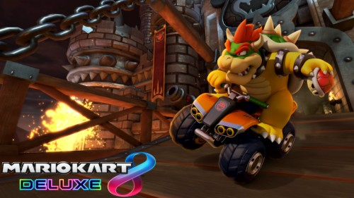 Wallpapers Id Mario Kart 8 Deluxe Bowser 1850262 Hd