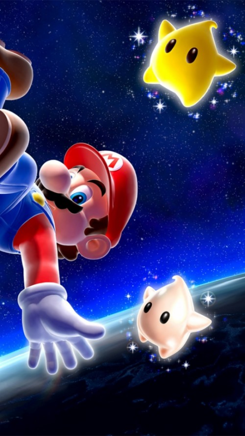 Super Mario Galaxy Hd Wallpapers Super Mario Galaxy