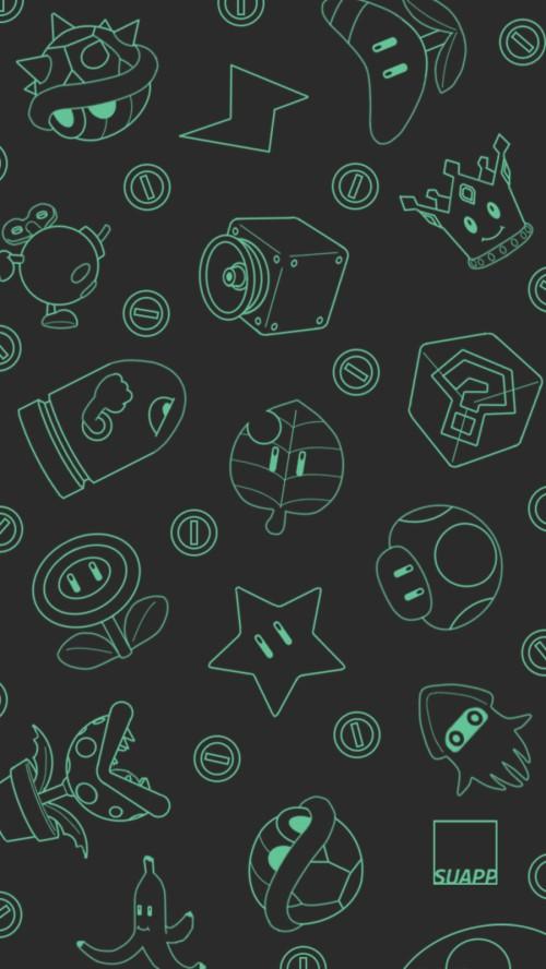 Iphone Wallpapers Fondos De Mario Bros Hd 1850672 Hd Wallpaper Backgrounds Download