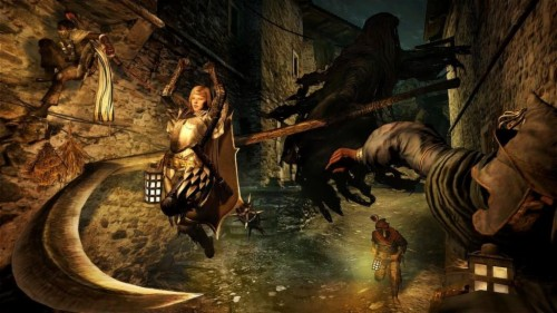 Dragons Dogma Dark Arisen 1899237 Hd Wallpaper