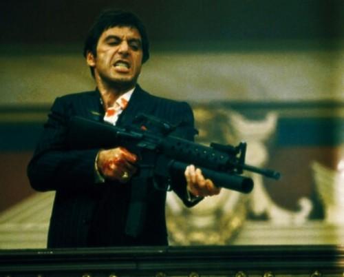Tony Montana Wallpaper Hd Al Pacino Frases El Padrino