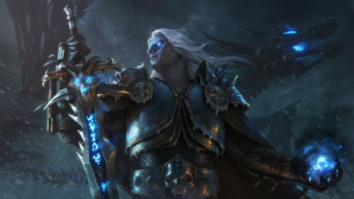 Lich King Arthas Menethil World Of Warcraft Warcraft