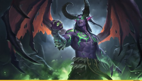 List Of Free Illidan Wallpapers Download Itlcat