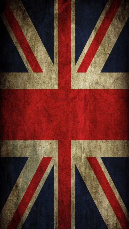 Download Wallpaper England Flag Paints Free Desktop