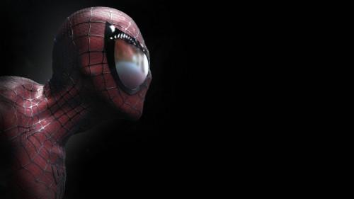 8k Cgi Dark Background Spider Man Spider Man