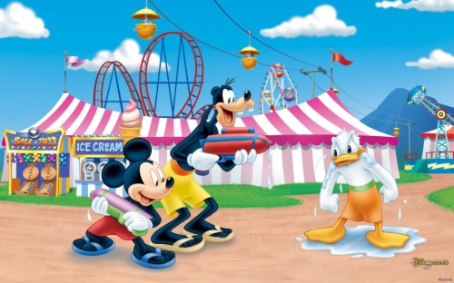 Mickey Mouse Frame Wallpapers Hd Mickey Mouse Photo Frames