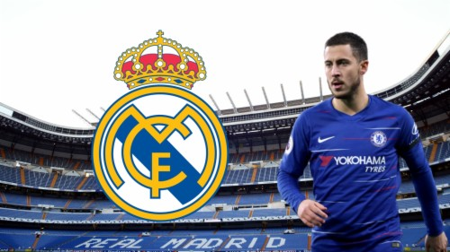 Two Players Real Madrid Want To Swap For Chelsea Ace Real