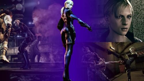 Jill Valentine Resident Evil 5 Wallpaper Hd Resident Evil