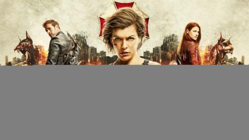 Resident Evil Final Chapter Part 2 Hd Wallpaper Resident