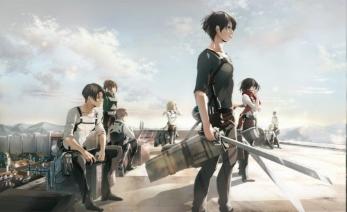 Attack On Titan 4k Ultra Hd Wallpaper Attack On Titan Levi Hd 20767 Hd Wallpaper Backgrounds Download