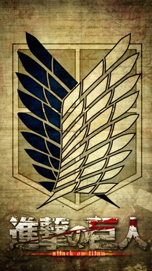 Wings Of Freedom Wallpaper Attack On Titan Wallpaper