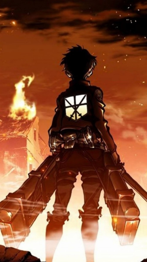 Attack On Titan Profile 22106 Hd Wallpaper Backgrounds Download
