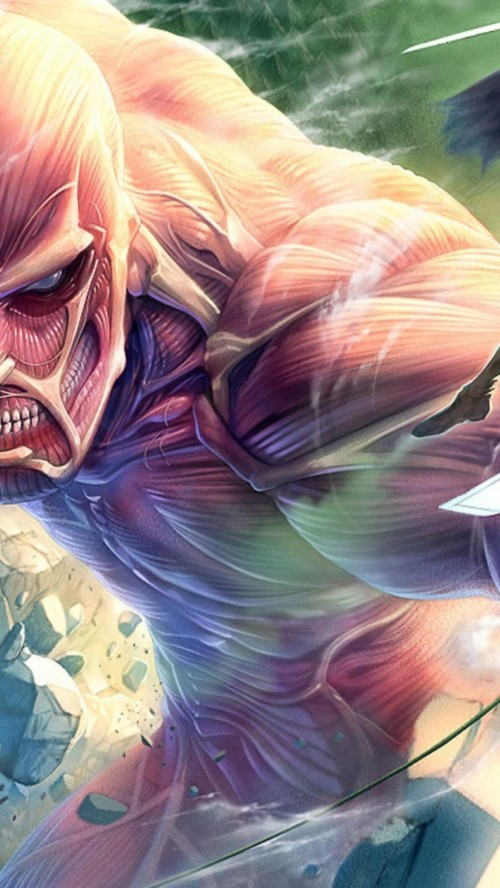 Attack On Titan Wallpaper Hd Iphone 22273 Hd Wallpaper Backgrounds Download