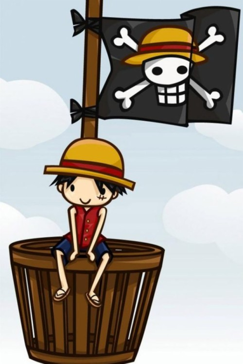 Kawaii Luffy Iphone Wallpaper Anime Lock Screen Wallpaper One Piece 44625 Hd Wallpaper Backgrounds Download