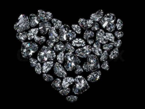 2018 Px Download Wallpapers For Black White Diamond Black Heart With Diamonds 2003312 Hd Wallpaper Backgrounds Download