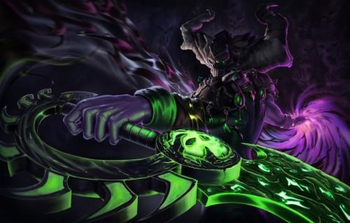 Photo Wallpaper The Game Dark Magic Brush Weapons
