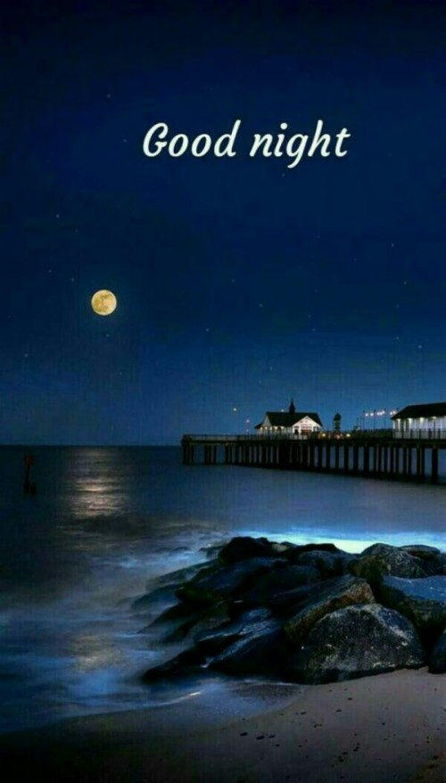 List Of Free Good Night Wallpapers Download Itl Cat